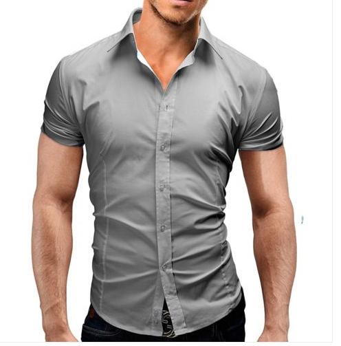 Camisa Social Slim fit Mod. CT76 – TOKA BRASIL a77b1ce76ff