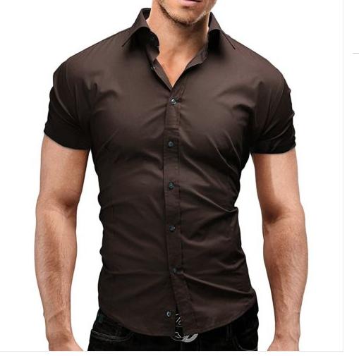 Camisa Social Slim fit Mod. CT75 – TOKA BRASIL 24b86357198